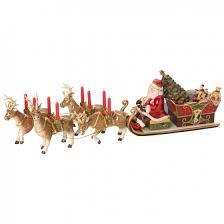 toys memories santa s sleigh ride villeroy boch