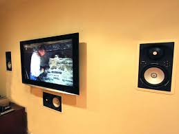 home theater on a budget charming decoration in wall speakers home theater sensational