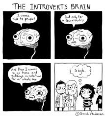 Introvert Meme - introverts
