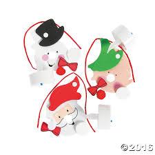 christmas character tea light ornament craft kit crafts kid and