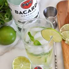 bacardi mojito recipe cooking with manuela mojito cocktail with bacardi rum and limoncello