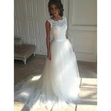 wedding dress a line customized ivory wedding dress comely wedding dresses with