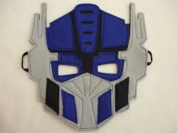 transformers halloween costumes optimus prime transformers felt mask fancy