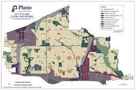 City Of Austin Development Map by Plano Tomorrow Plan Home