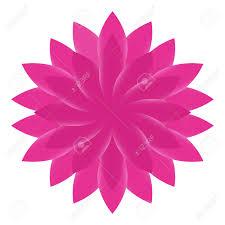 Pink Color Wheel by Beautiful Lotus Flower Color Wheel Mandala Oriental Round