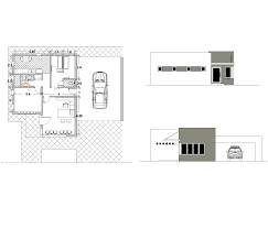 police station design dwg cad blocks free