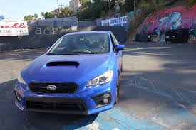 2018 subaru wrx engine quick take 2018 subaru wrx premium automobile magazine