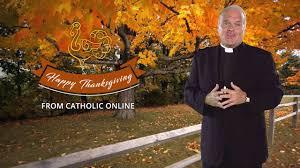 catholic prayer thanksgiving a thanksgiving blessing hd youtube