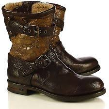 ugg ruggero sale ugg collection lucca leather biker boots mens made in italy size 9