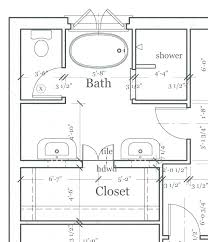 modern bathroom floor plans master bathroom with closet master bath with his small master bath