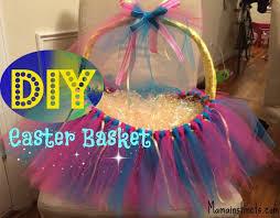 diy easter basket diy easter basket mama instincts