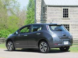nissan leaf gen 2 review 2017 nissan leaf review release date price and photos