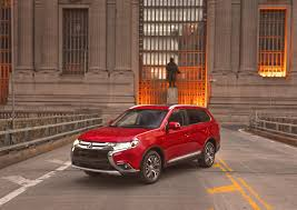 mitsubishi suv 2015 new york 2015 if a mitsubishi outlander debuts in the big apple