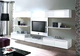 k138 modern black and white entertainment center entertainment