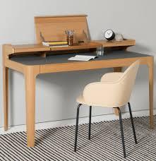 Best Desk by Zeke Desk Oak And Grey