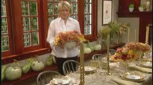 thanksgiving dinner table settings video how to set a festive thanksgiving dinner table martha stewart