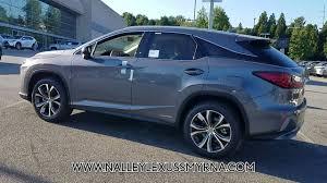 2017 lexus rx 450h new new 2017 lexus rx rx 450h at nalley lexus smyrna new hc018132