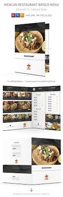 photoshop menu template 1765 best restaurant menu design images on 4 in 1 ai