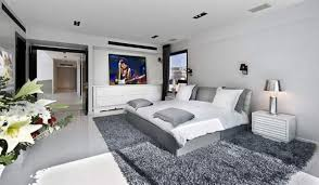 White And Light Grey Bedroom Light Grey Walls Dark Brown Carpet Color Walls Vidalondon Also