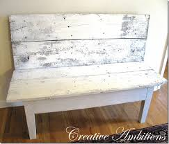 Farm Benches - farm house bench decorate general store pinterest house