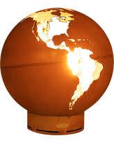 Fire Pit Globe by Summer Sale Wildlife Globe Fire Pit