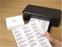 avery easy peel u0026reg address labels 1 u0026quot x 4 u0026quot 000 labels