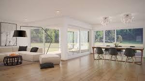 esszimmer im wohnzimmer wohnzimmer esszimmer holz und weiß gestalten cabiralan