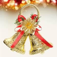 bowknot bell tree ornament pendant door