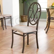 Dining Room End Chairs Shop Dining Chairs At Lowes Com
