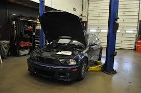 Unconventional Oil Change E46 M3 Luxury European Service