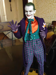 the joker costume jack nicholson comic con inspirations