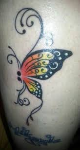 semicolon butterfly