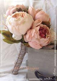 Fake Flowers For Wedding - best 25 simple wedding bouquets ideas on pinterest wedding
