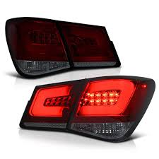 2014 cruze tail lights spyder 2010 2014 chevy cruze philips led light tube performance tail