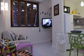 apartment in rio de janeiro copacabana object no 745 max 2 apartment no 745 1 bedroom apartment livingroom with american kitchen pic3