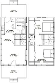 16 x 32 cabin floor plans home pattern 400 sq ft home plans 26 best 400 sq ft floorplan images on