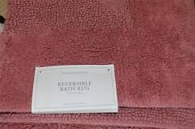Restoration Hardware Bath Rugs Restoration Hardware Large Reversible Bath Rug 30 X 72 Tros Ebay