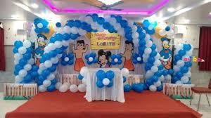 best value simple balloon decoration birthday simple theme