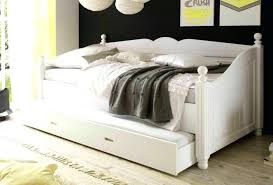 daybed white daybed with storage wood trundle and white daybed