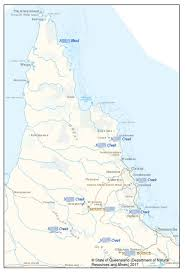map of queensland place names in queensland s to be wiped maps