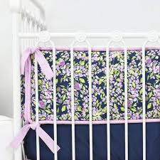 baby crib bumpers traditional bumper pads caden lane