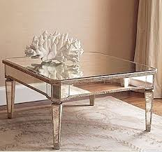 mirrored glass coffee table displaying gallery of mirrored glass coffee table view 7 of 10 photos