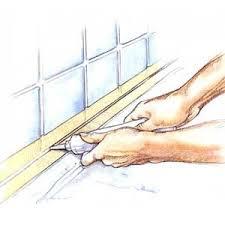 Caulking Bathtub Tips Best 25 Caulking Tub Ideas On Pinterest Clean Grout Lines