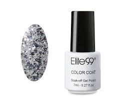 cure nail polish with uv l elite99 7ml uv gel curing l nail polish gaga store