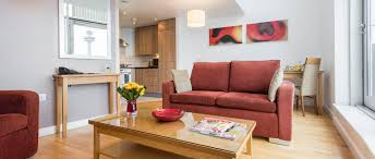 Room With Kitchen by Penthouse Apartments City Centre Accommodation Premier Suites
