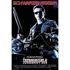 terminator 2 poster 24 x 36in posters prints