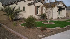 Front Yard Landscape Design by Front Yard Landscape Design Az Living Landscape Design 480 390 4477