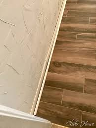 clover house diy perfect baseboards