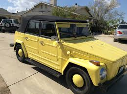 1974 volkswagen thing vw thing for sale in los angeles volkswagen 181 classifieds 1973 74