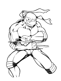 teenage mutant ninja turtles free coloring pages on art coloring